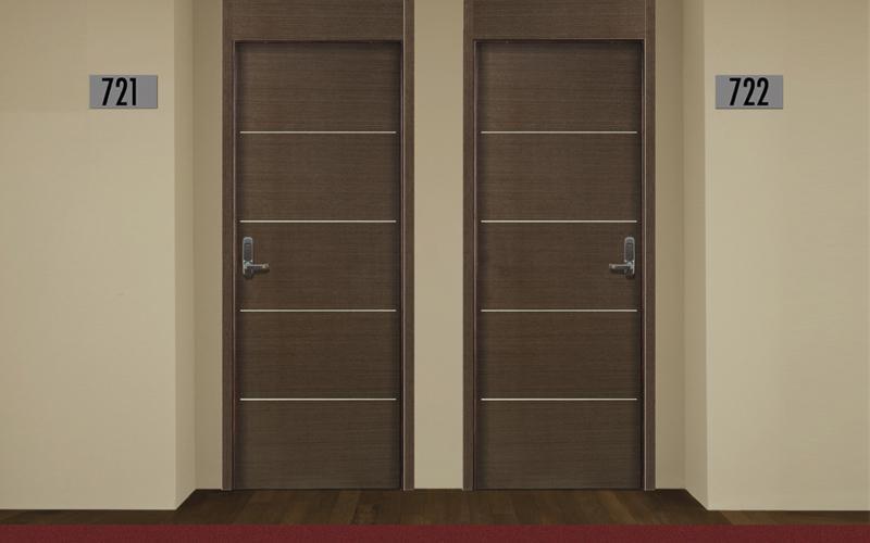 Puertas de paso interiores placavila for Puertas para oficinas precios