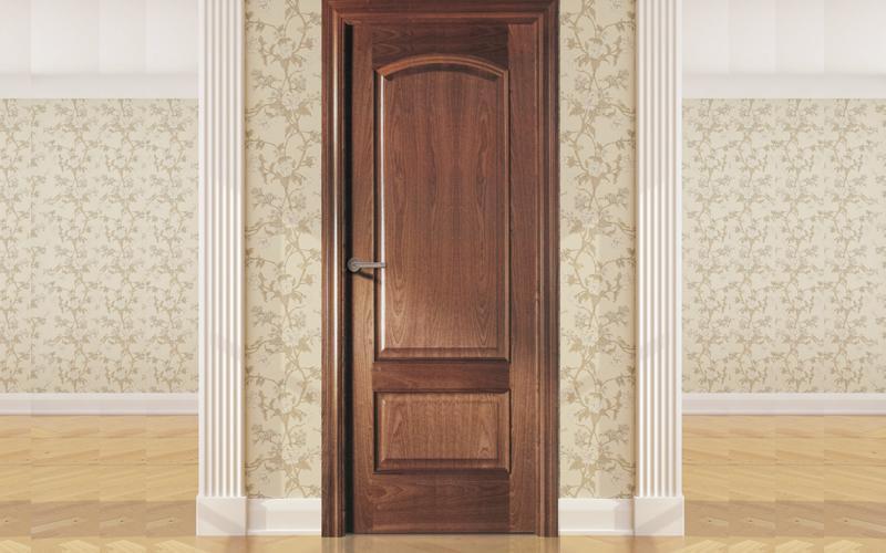 Puertas de paso interiores placavila for Puertas de madera para interiores precios